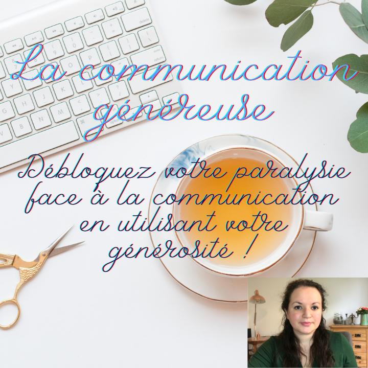 La communication généreuse